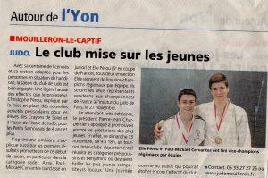 Journal du Pays Yonnais - 10/11/2016