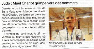 Ouest France - 16/11/2016